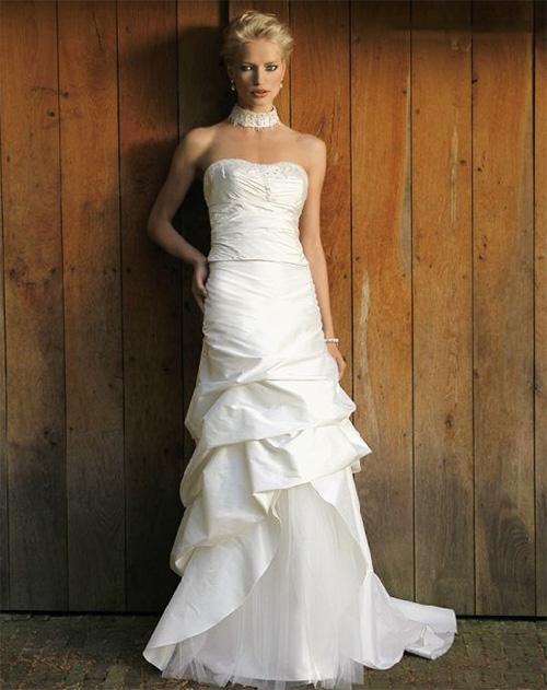 Свадебные Платья Обычное Недорогое