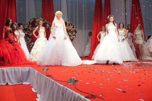 В Киеве пройдет свадебная выставка