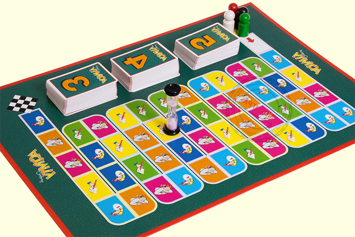 Игра для ребёнка сангвиника