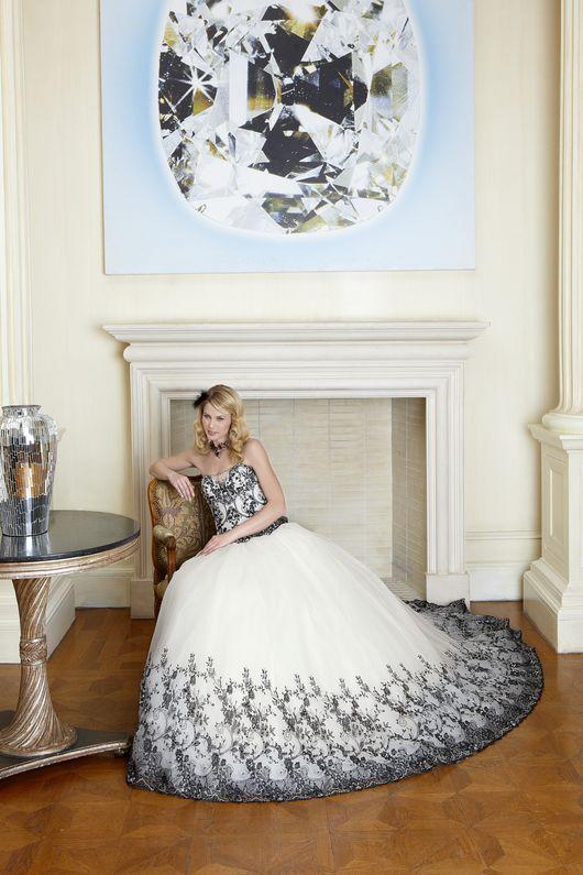 Еванс шикарное платье для невесты