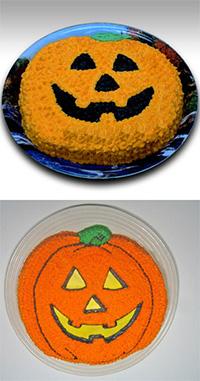 Красивые вкусные торты на хелоуин