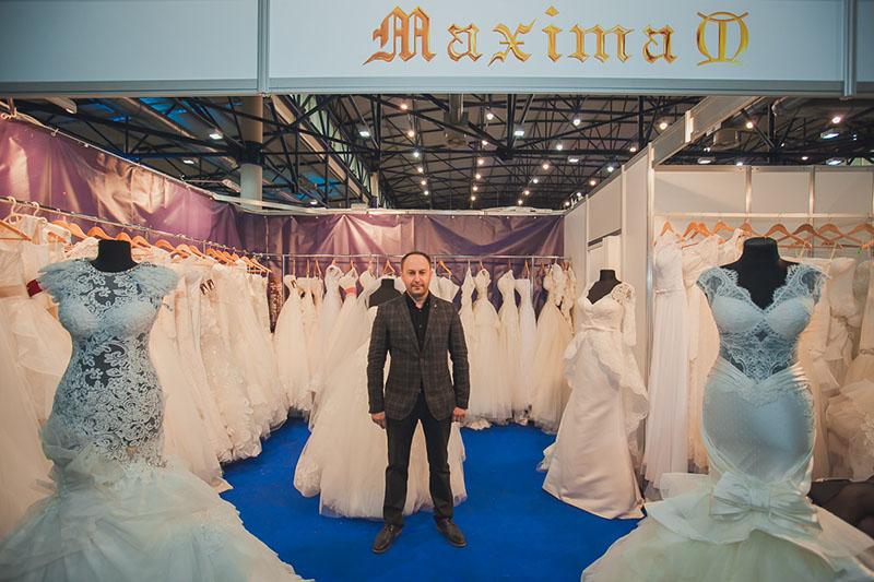 Свадебная выставка 2014, первый день