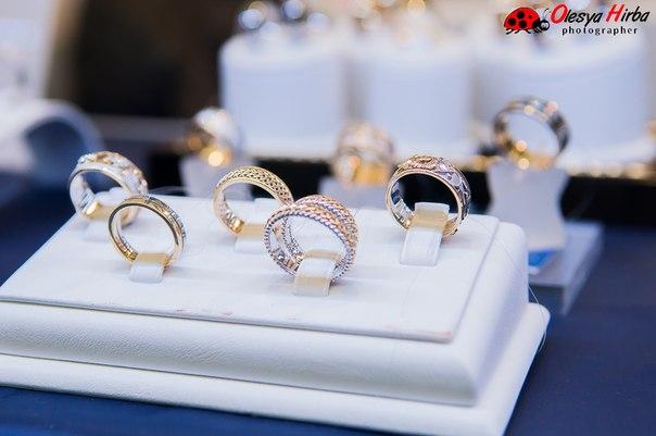 Свадебные кольца 2015