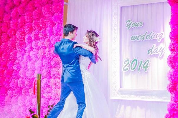 Лучший свадебный танец 2015
