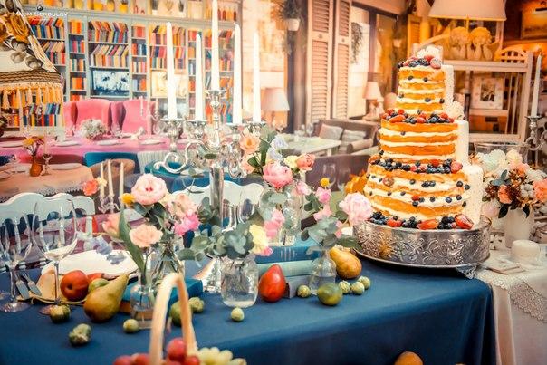 Лучший свадебный торт 2015