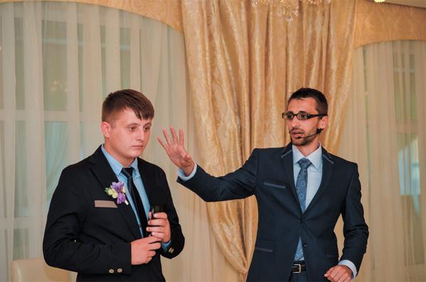 Умный ведущий Далиев Виталий